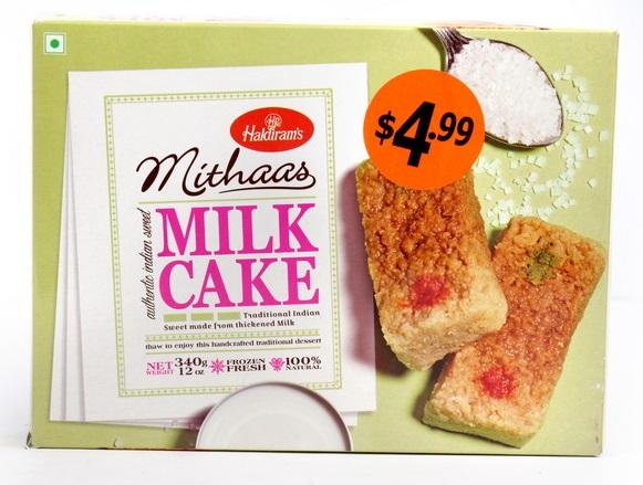 HR Milk Cake 340g