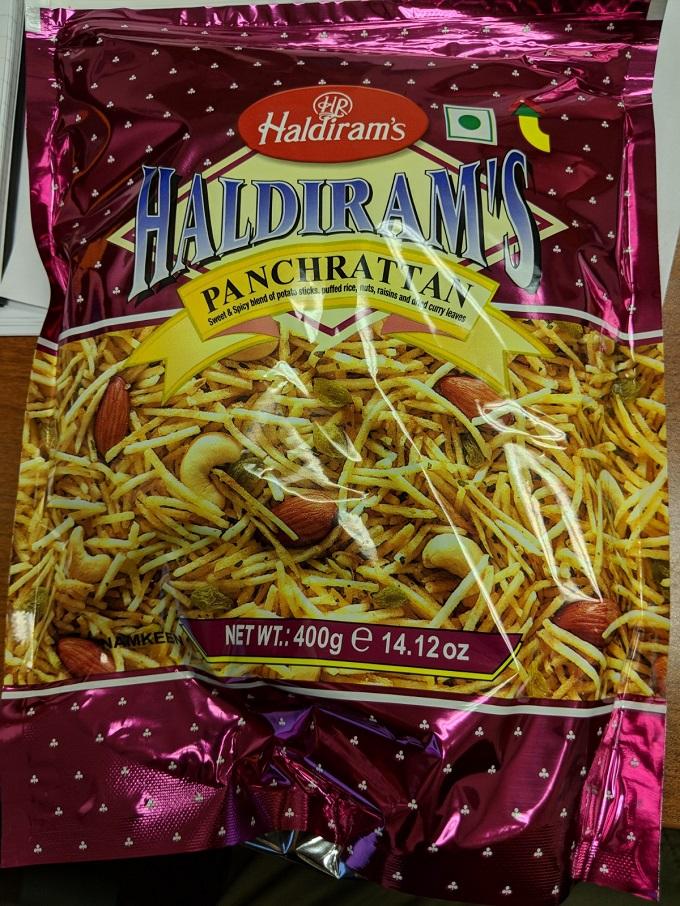 Haldiram Panchrattan 400 gram