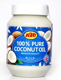 KTC 100% pure coconut oil