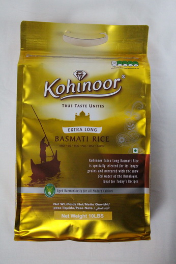 Kohinoor 1121 Basmati rice extra long