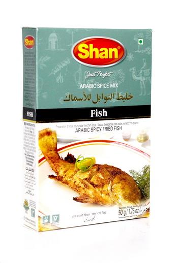 Shan fish masala Arabic