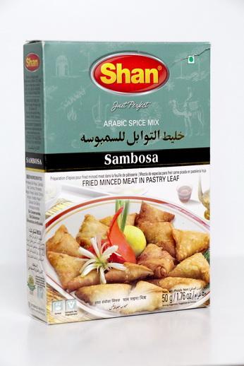 Sambosa Shan Masala
