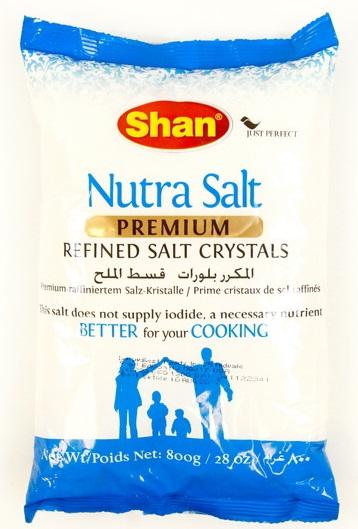 Shan Nutra Salt