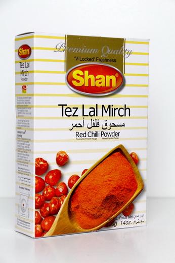 Shan Tez lal Mirch 100 gram