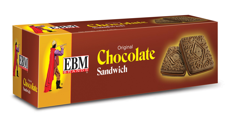 EBM Chocolate Sandwich