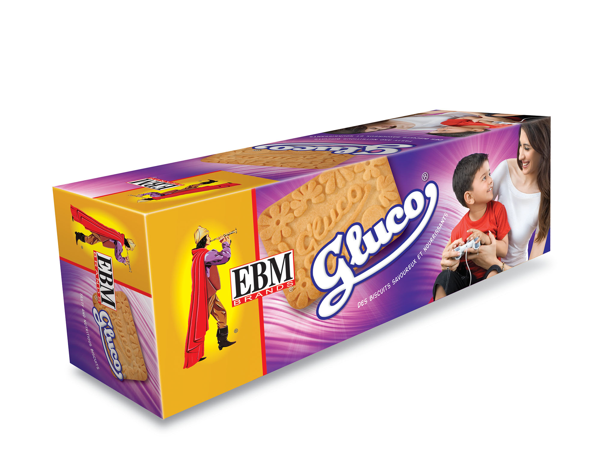 EBM Gluco Cookies