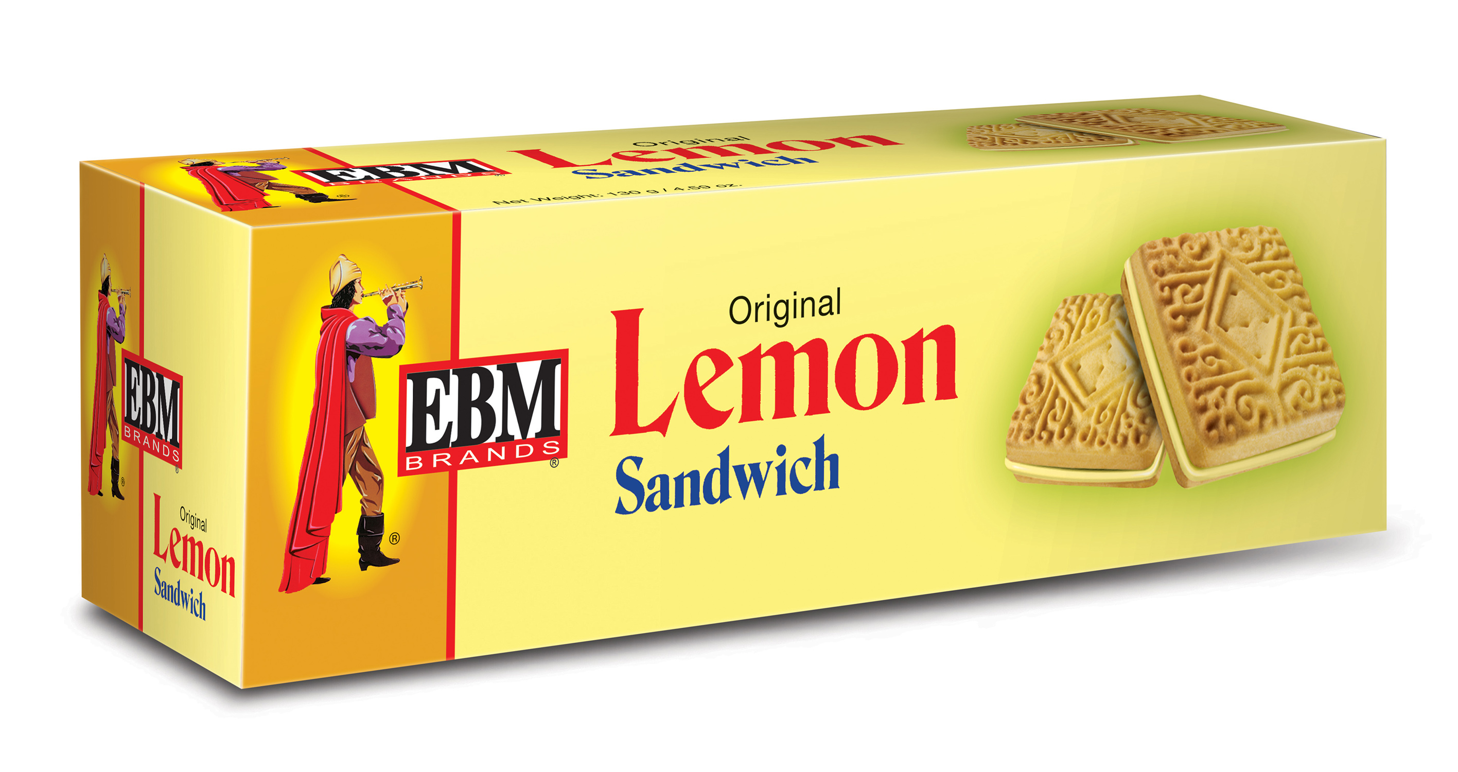 EBM Original Lemon Sandwich