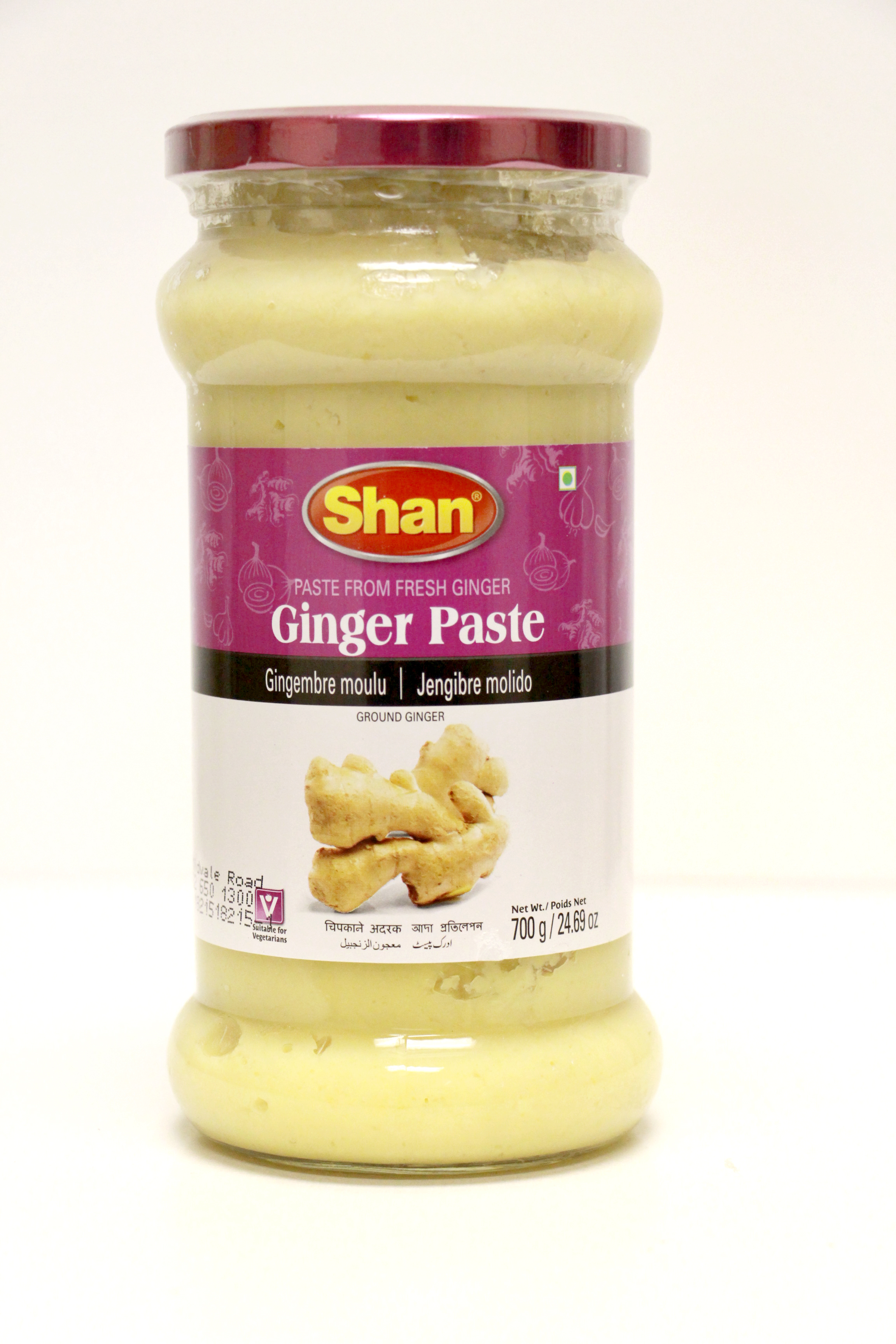 Shan ginger paste big
