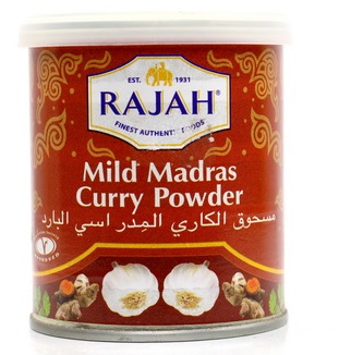 Rajah curry powder mild
